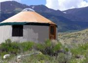 Vacation Homes and Yurts: A Green Getaway
