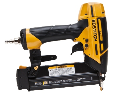 Bostitch Smart Point Brad Nailer is the perfect choice for many woodworking projects