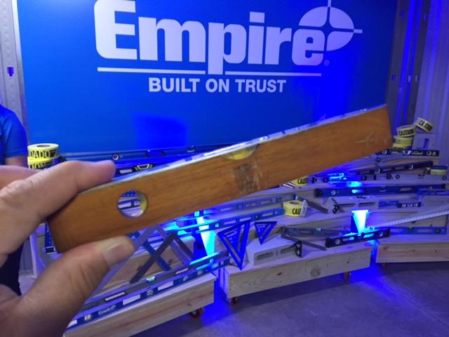 Early Empire torpedo level