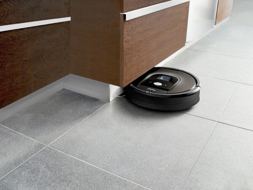 Roomba to combine adaptive navigation with visual localization, cloud connected app control, and increased cleaning power on carpets