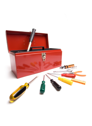 off-to-college college toolbox: hardware and<br /> electrical supplies
