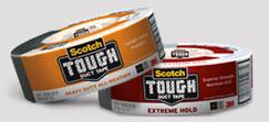 Scotch Tough Duct Tapes
