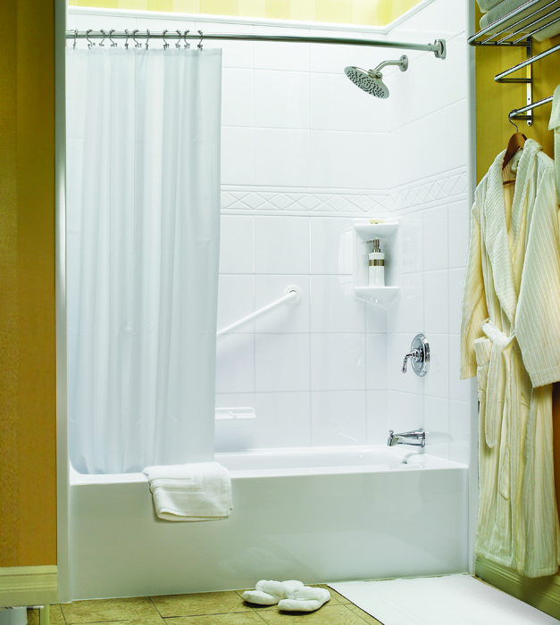 BATH FITTER Tub