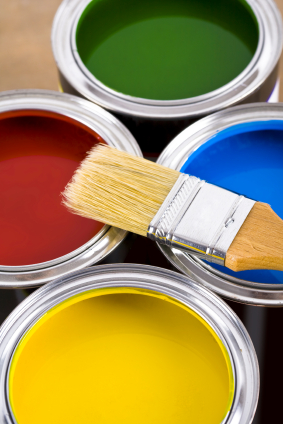 Choose the Right Paint for 5 Common Interior Paint Applications