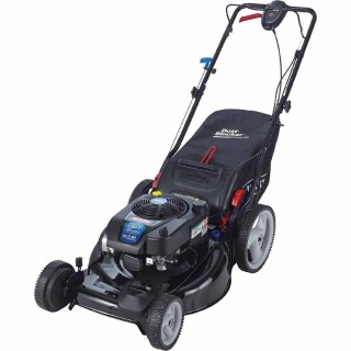 The Craftsman Quiet Front Wheel Drive Lawn Mower is Less Noisy Yet Still Powerful