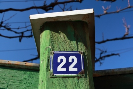 Add a Driveway Marker for Curb Appeal, Safety