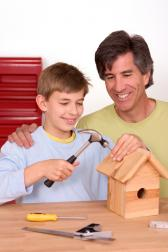 Surprise Dad with a Garage Workshop on Father's Day