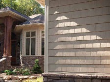Foundry Siding Combines The Beauty of Cedar with the Durability of Vinyl