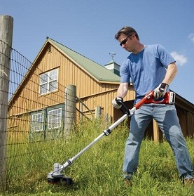 Black & Decker 36V Cordless String Trimmer