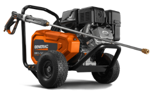 Generac Belt Drive Pressure Washer is Powerful and Compact