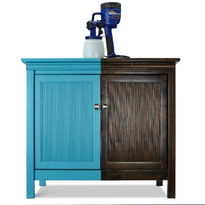 It's Easy to Give Furnishings a New Look with the HomeRight Finish Max Sprayer