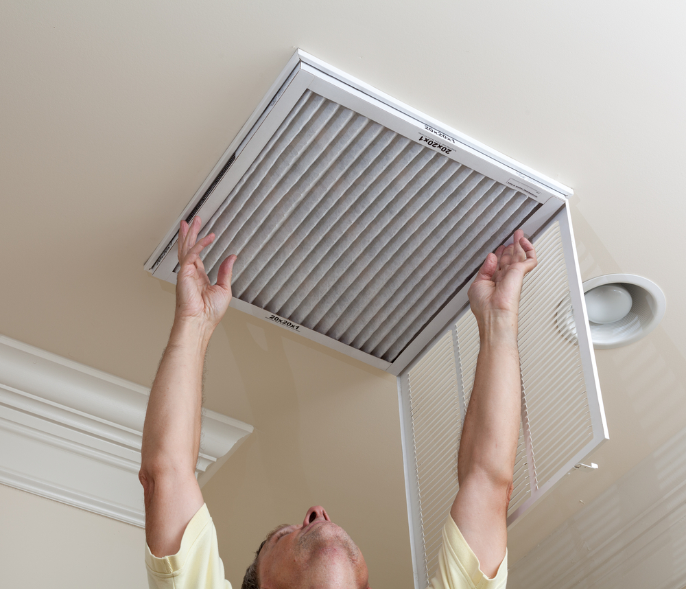 Upgrade Your HVAC Filter to Improve Home Air Quality