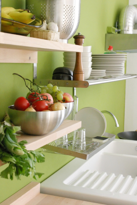 Get lower utility bills with efficiencies in the kitchen