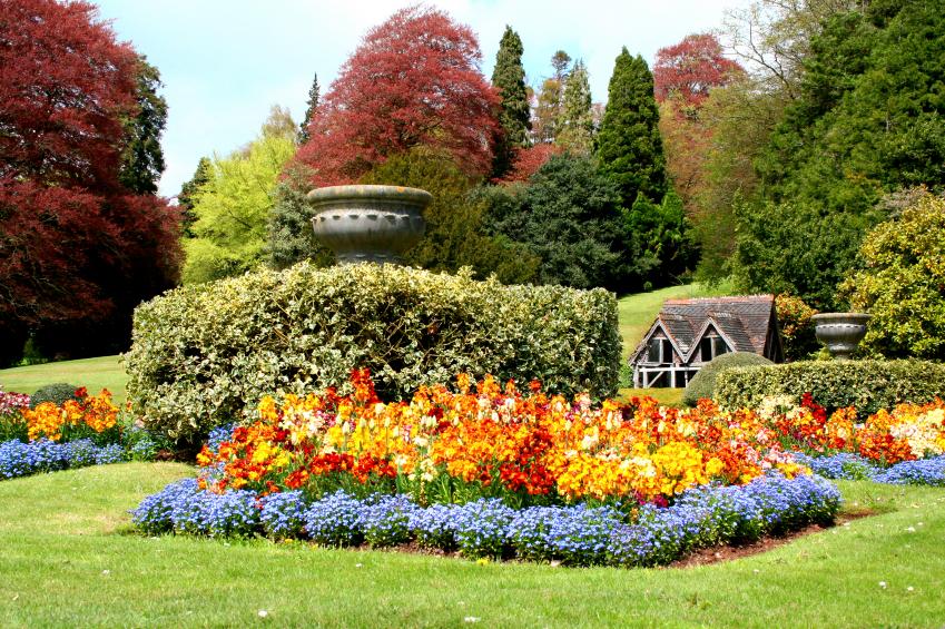 Gardens Go Downton