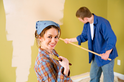 Home Improvers to Stay Busy Into 2014