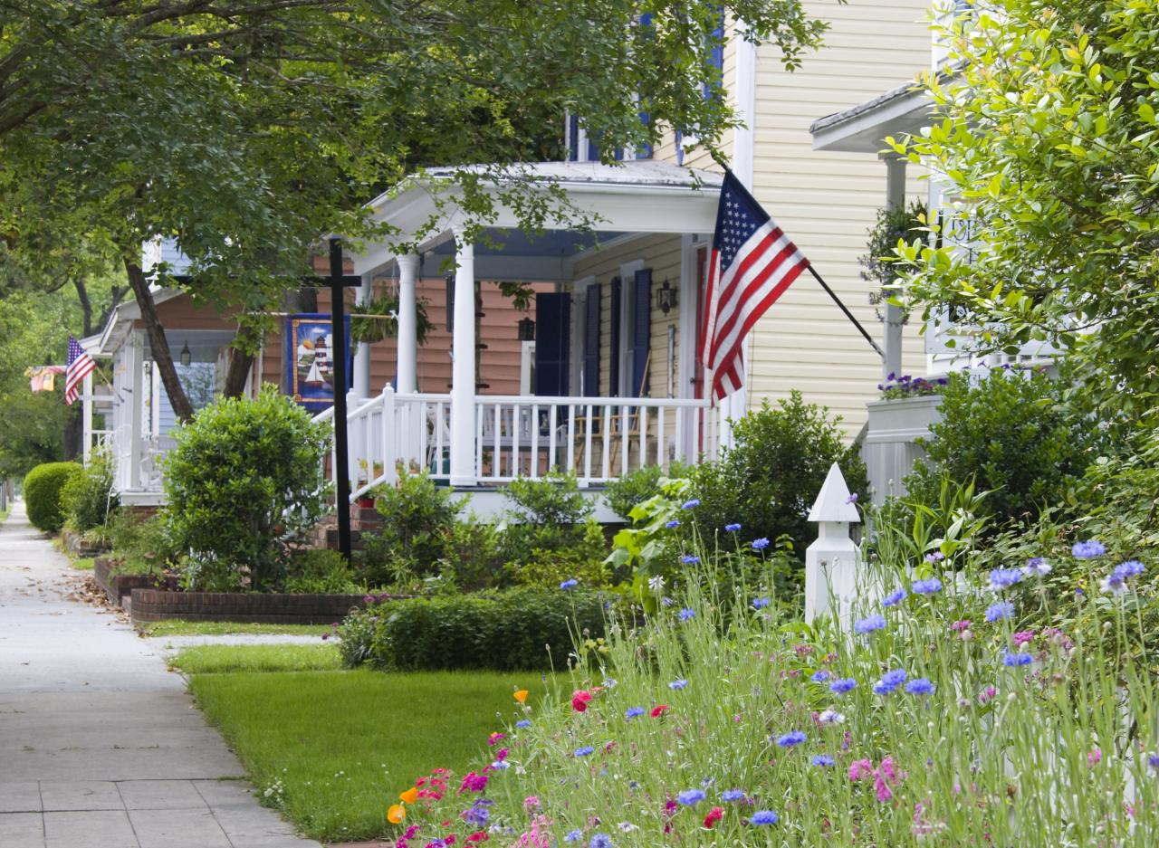 The Return of the Great American Porch