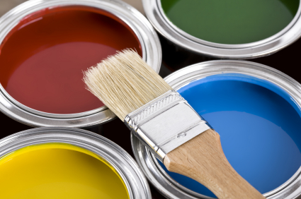 Paint Before Moving In