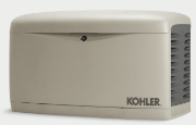 Kohler Offers Automatic Standby Home Generators with Remote Monitoring Capabilities