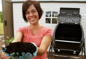 Lifetime Dual Compost Tumbler is Perfect for Your Backyard