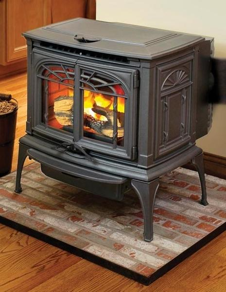 Wood Burning and Pellet Stoves for Home Heating