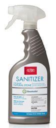 DuPont Sanitizer for Sealed Natural Stone