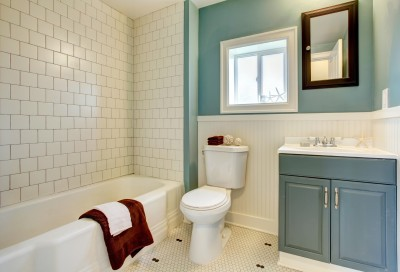 Renovate a Small Bathroom