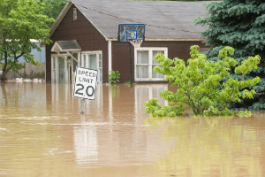 How to Elevate a House above Flood Level