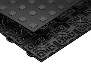 WeatherTech Offers TechFloor Premium Modular Flooring and Indoor & Outdoor Mats