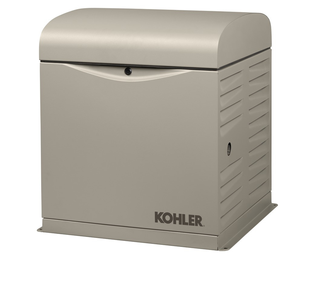 Keep Power and Peace of Mind with the Budget-Friendly KOHLER 8-Kilowatt Home Standby Generator