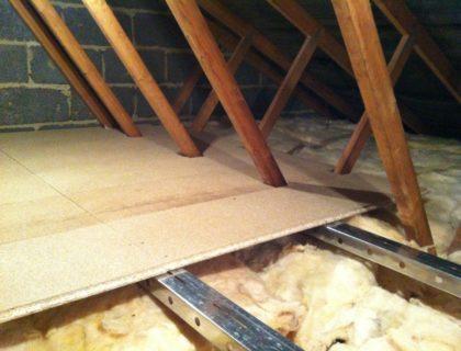 Attic Flooring Truss