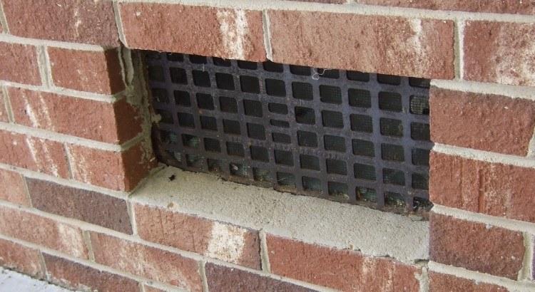 Crawlspace Moisture Problem Solution: Vapor Barriers ...
