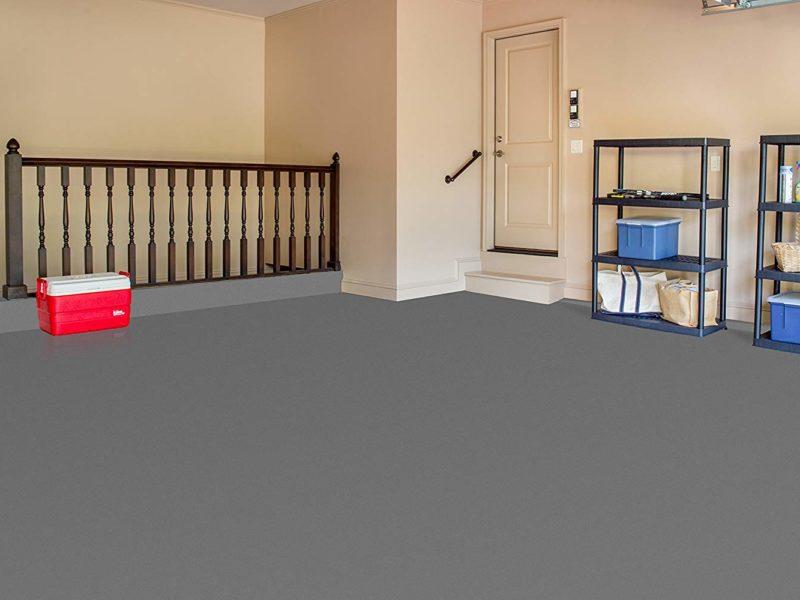 Garage Floor Epoxy Paint Kits Use An