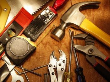 Tools for home repair