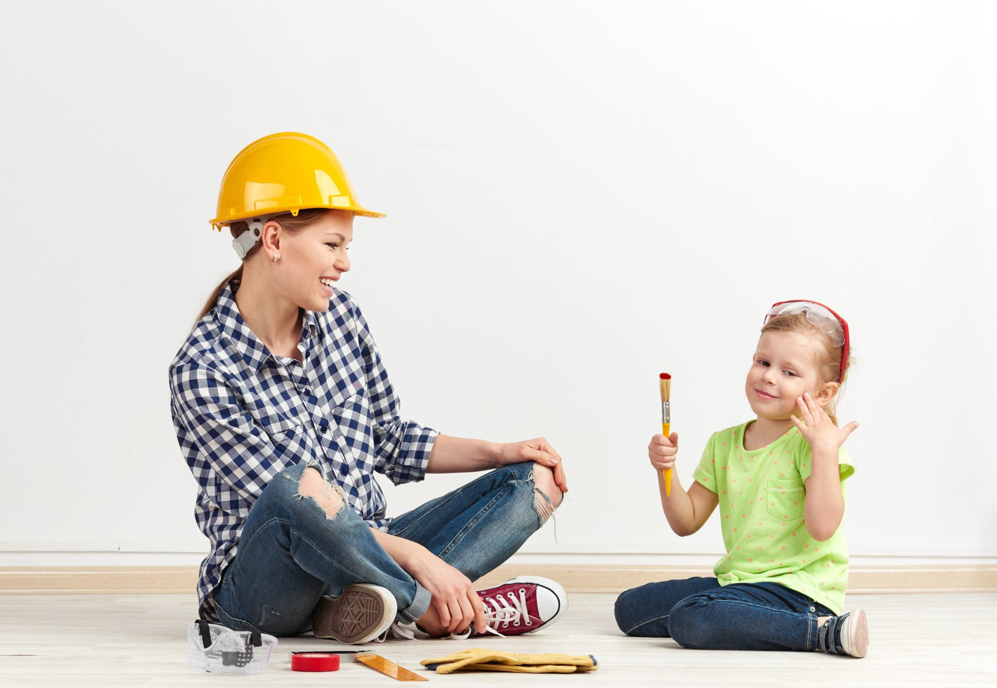 kid-friendly home improvement projects