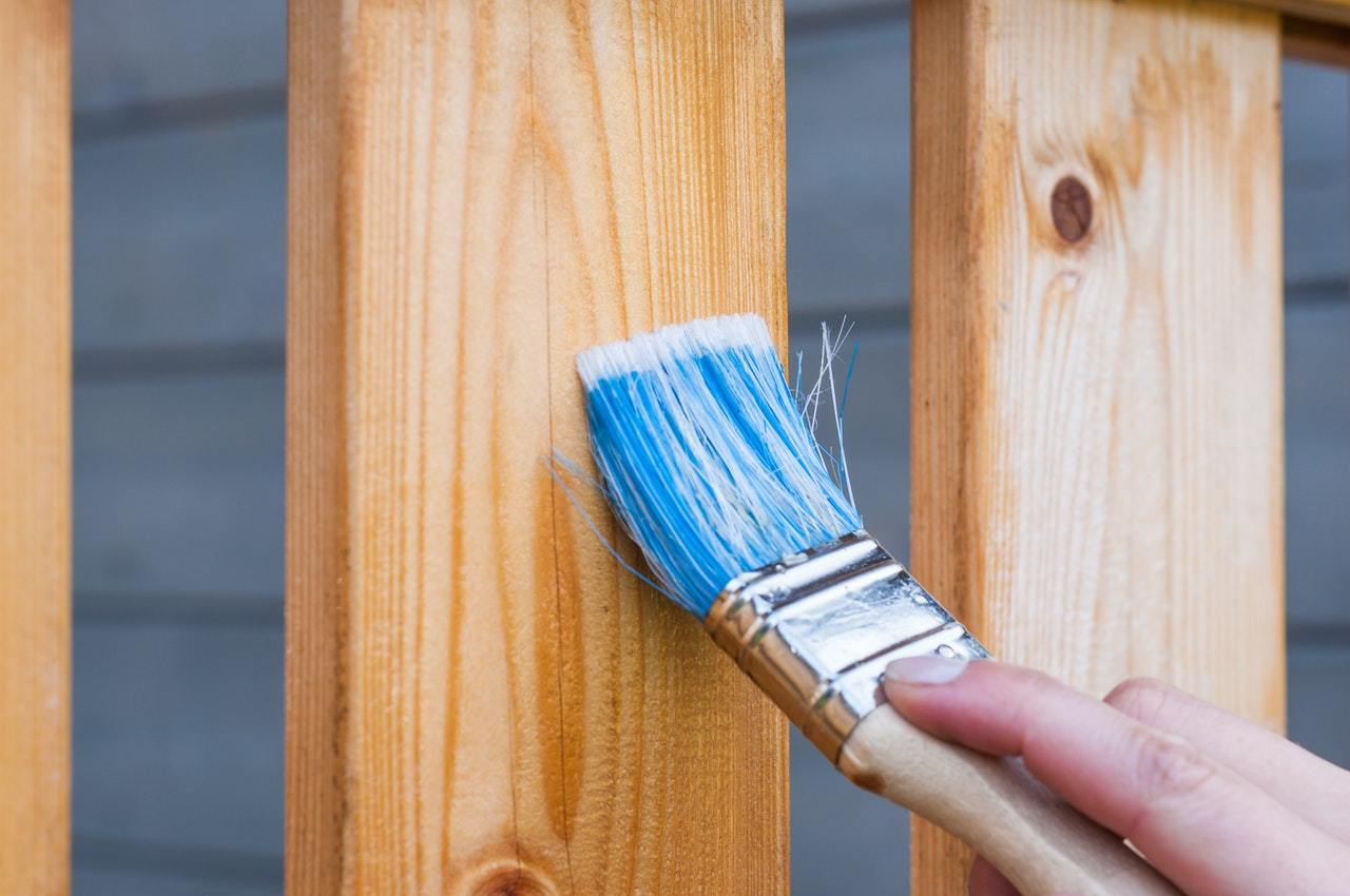 paint brush, house painting tips
