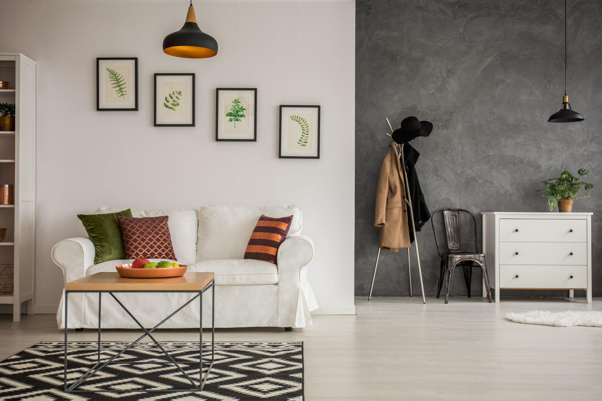 cheap apartment decor