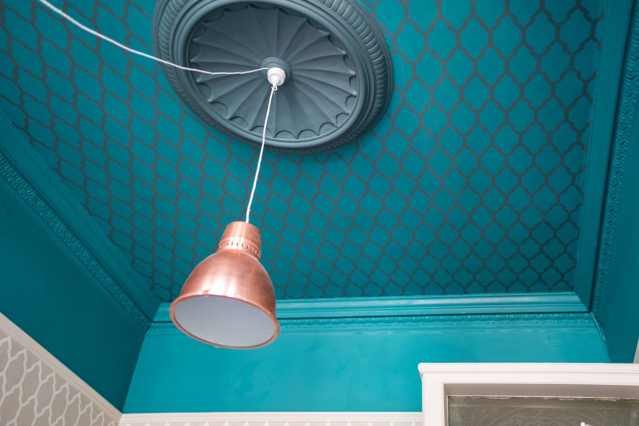 Hang A Light Fixture Without Putting