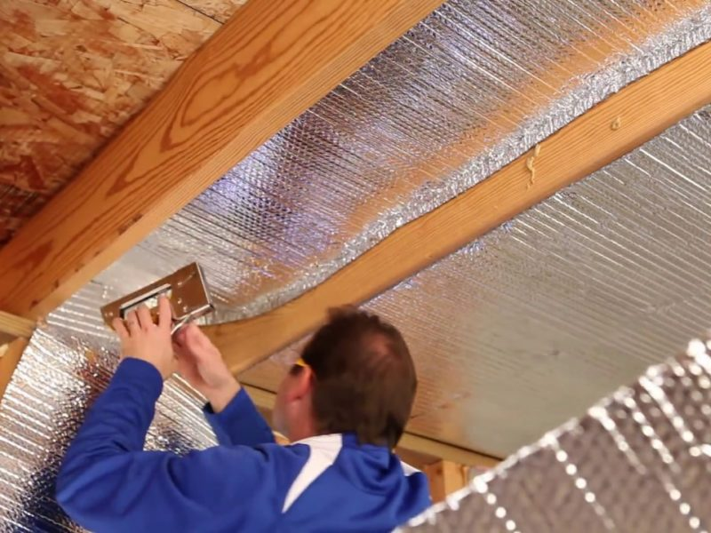 Insulating A Cathedral Ceiling The