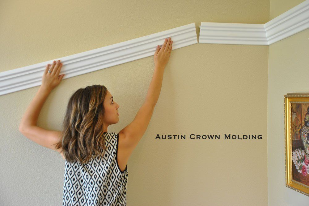 foam crown molding