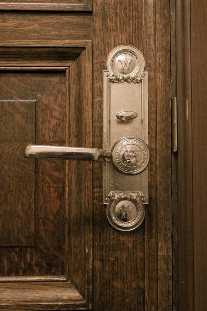 Antique looking door knobs Old Fashioned Can Add Modern Locks To Antique Door Knobs Teamtabco Can Add Modern Locks To Antique Door Knobs The Money Pit