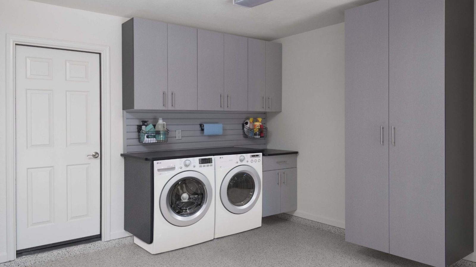 washer, washing machine, garage