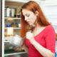 refrigerator odor