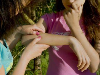 homemade tick repellant, avoid ticks, deer ticks, lyme, disease, tick control