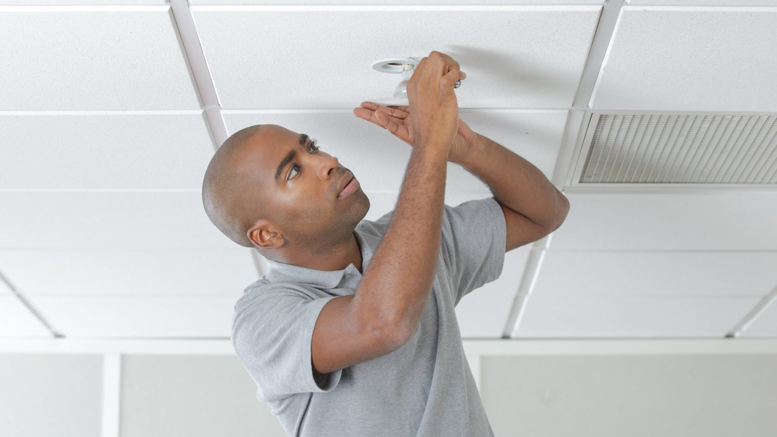 ceiling makeover