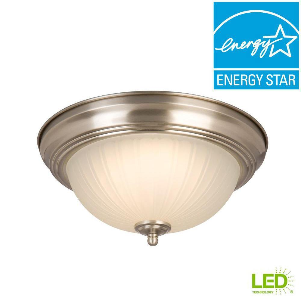 Led Ceiling Light Fixture Changing A Lamp
