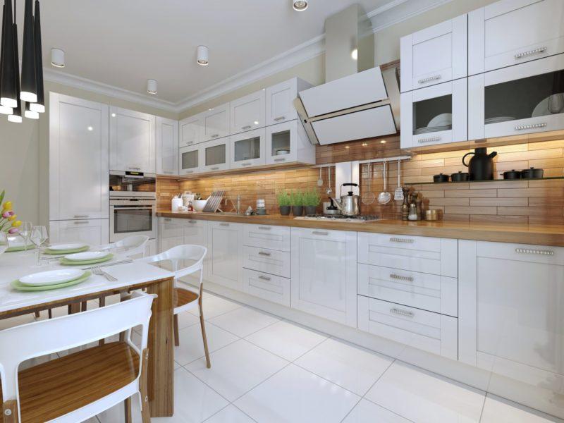 accessible kitchen design