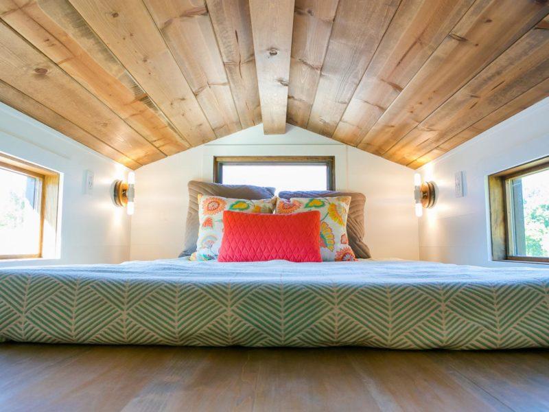 Tiny Home Bedroom
