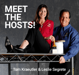 Meet The Hosts