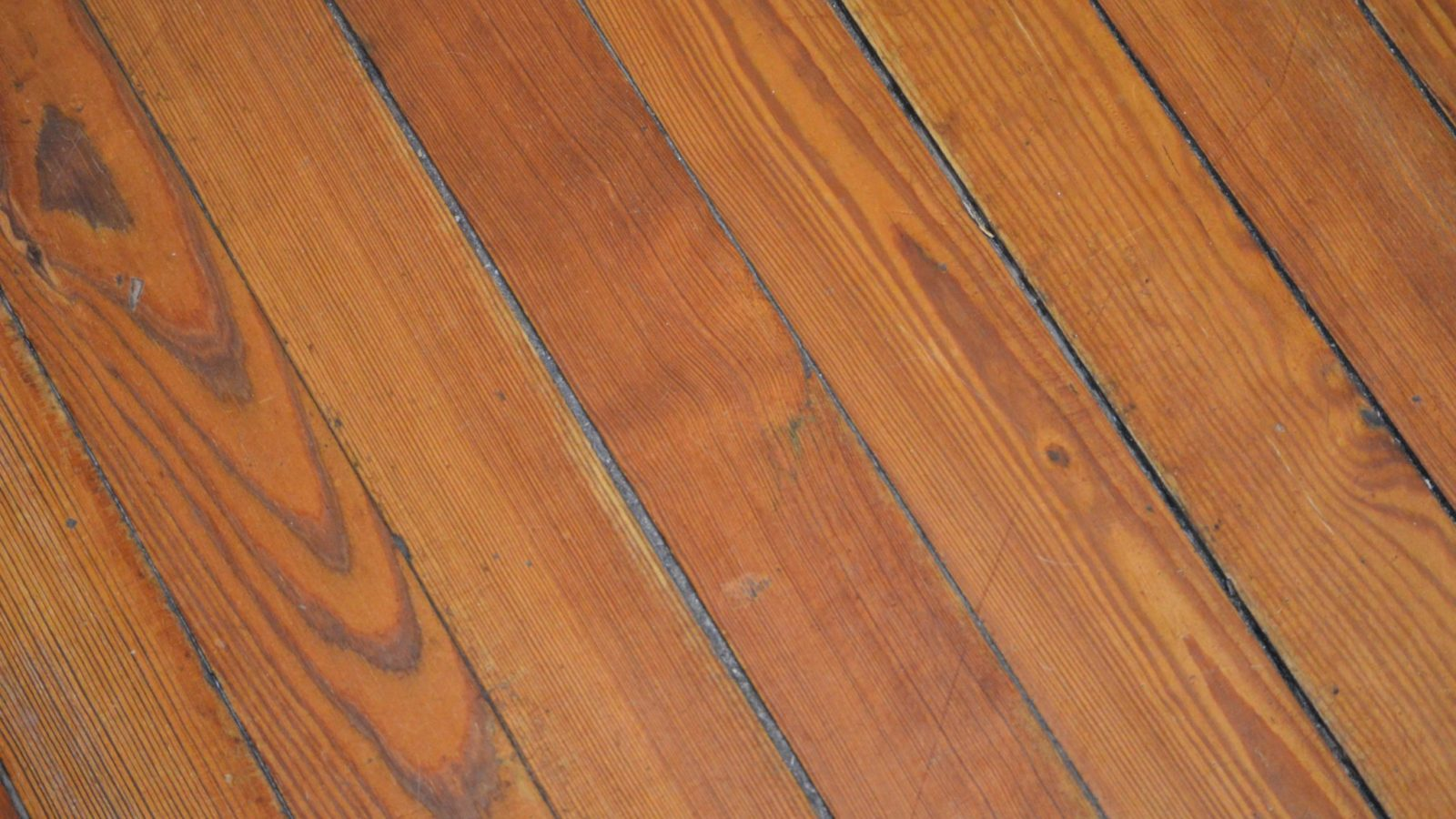 hardwood floor separating in winter