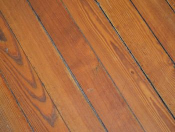 hardwood floor separating in winter